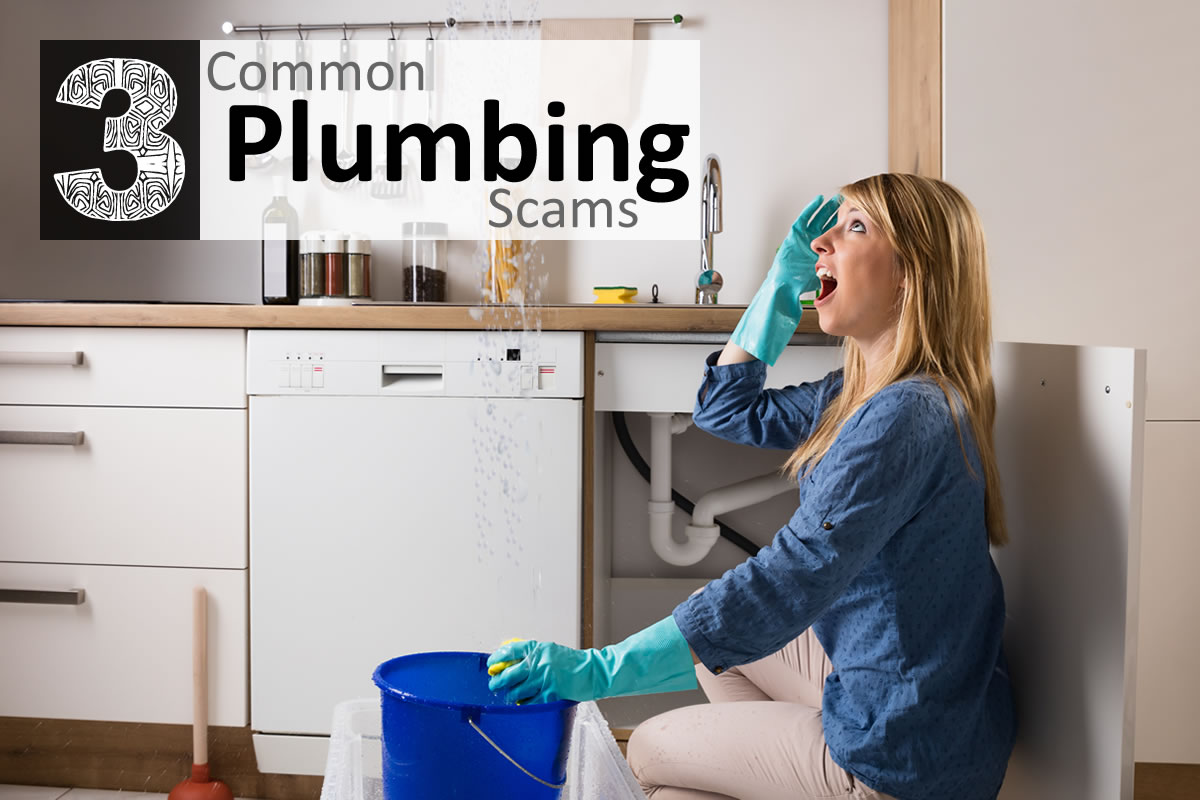 Beware of these 3 Common Plumbing Scams | HP Mechanical