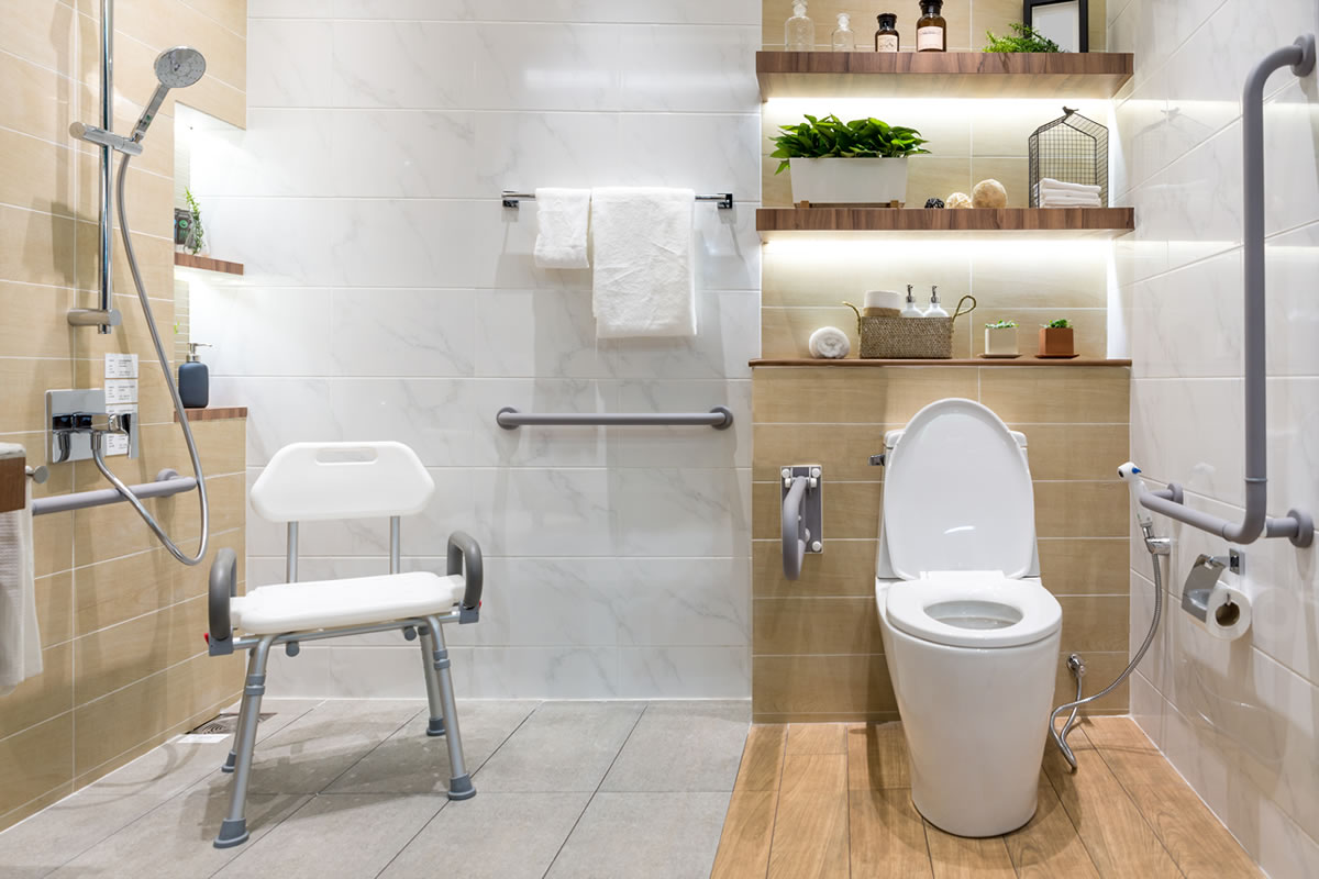 Have You Updated a Bathroom for the Seniors in Your Life? | HP Mechanical